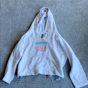 Other - Cute cropped lacrosse sweatshirt. Brand new.